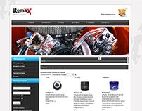 Онлайн-магазин автомобильных аксессуаров