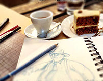 Everyday Sketches project and exhibition/1