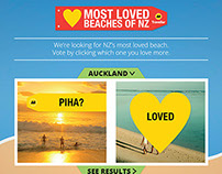 AA-Most Loved Beaches Campaign