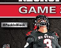NC State University - Wolfpack Recruit Badges