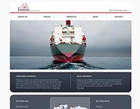 Корпоративный сайт трэйдинговой компании
