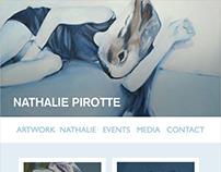 Nathalie Pirotte website