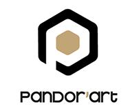 Site web de vente d'oeuvres d'art.