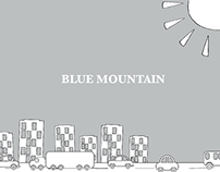 Blue Mountain Proposed Print Campaign