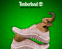 "New Organic Shoes "" Tiberland """