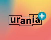 URANIA – Rebranding