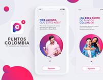App - Puntos Col. Fase 01 / Migración de usuarios