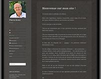 Site de l'écrivain Pierre Kretz