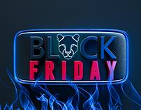 Selo de campanha - BLACK FRIDAY