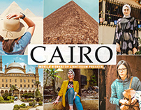Free Cairo Mobile & Desktop Lightroom Presets