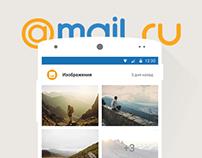 MFL App | concept Mail.Ru