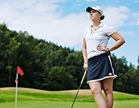 Lea Zeitler - Golf player