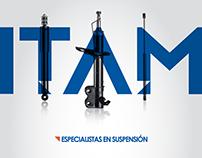 Logo ITAM