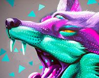 Enchanted Fox