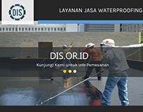 Jasa Waterproofing