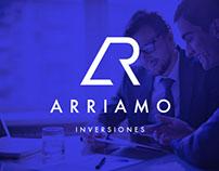 Arriamo Inversiones · Branding