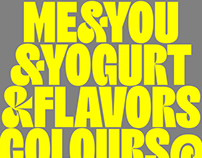 Graf Typeface