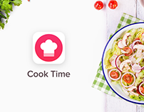 Cooktime - coking social network
