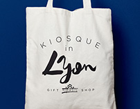 Kiosque in Lyon - Gift Shop