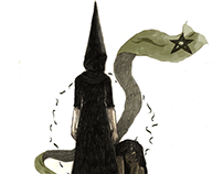 The Witch, the Bruja and the Screaming Spell