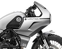 Benelli Leoncino 500 custom