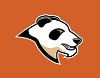 St. Louis Pandas Football Design