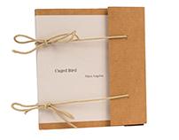 Poetry Book: Caged Bird, Maya Angelou