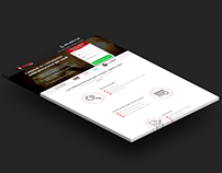 eMusica - Landing Page