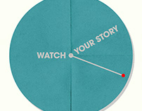 Watch Your Story Logo
