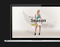 madebyZA - Fashion Web Design