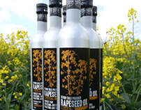Bell & Loxton Rape seed oil. Identity and packaging