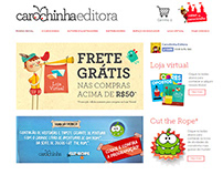 [website] Carochinha Editora