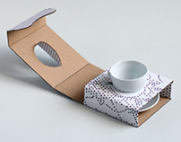 Packaging for cup