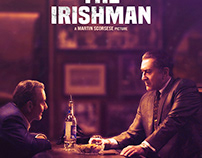 The Irishman (Netflix) Poster Design