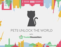 TrustedHousesitters – Pets Unlock the World