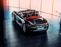Porsche 718 Boxster | Photoshoot
