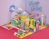 My Little Tokio Toy