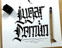 Libreria Lugar Comun Calligraphy Workshops