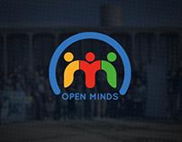 Identité graphique - Open Minds Club