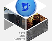 Arts And Gadgets 21-10-2015