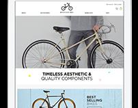Concept UI/UX Magento eCommerce theme