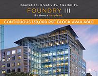 Foundry III Ad