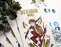 Sketchbook - Ink Mess