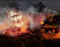《太行山》大型抗日战争实景演出