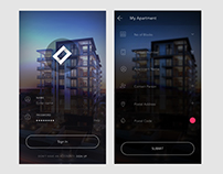 Appartment App Design