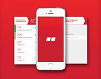 Rhombus - App Design