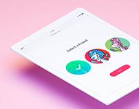 Chomper Chums: App Re-Design