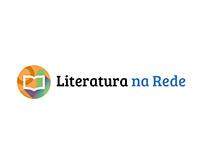 Logomarca Literatura na Rede