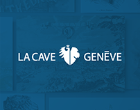 La Cave de Genève - Communication