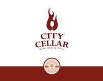 City Cellar logo